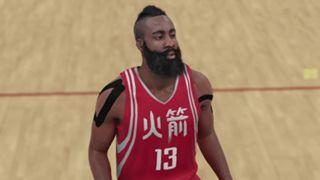 NBA 2K16 James Harden