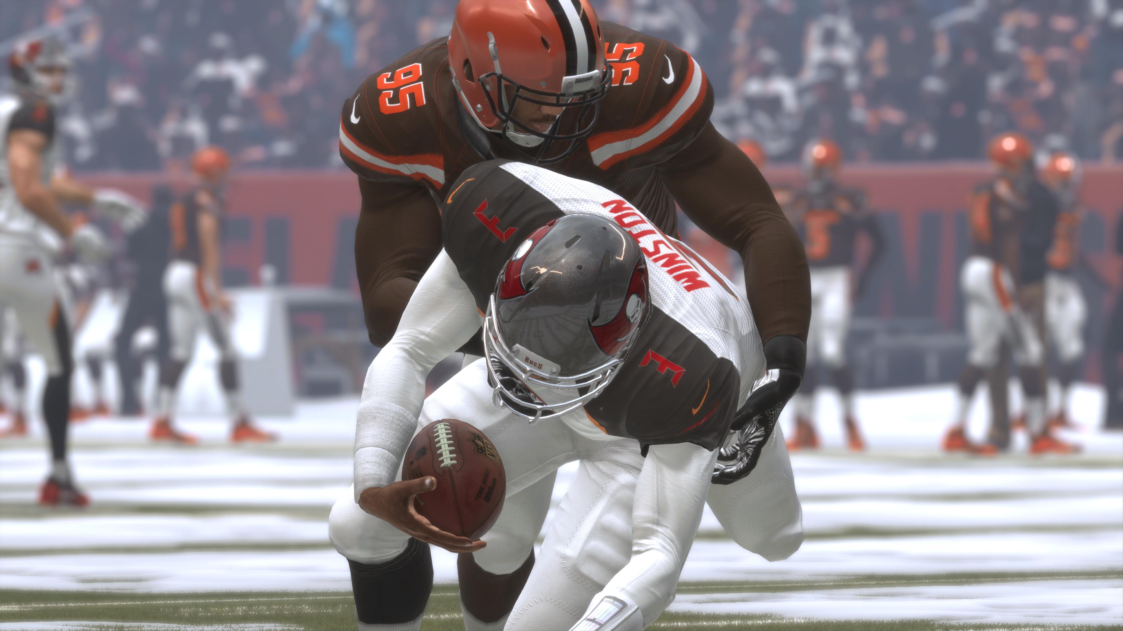 Madden NFL 19 Myles Garrett