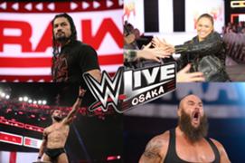 WWE Live Osaka スーパースター