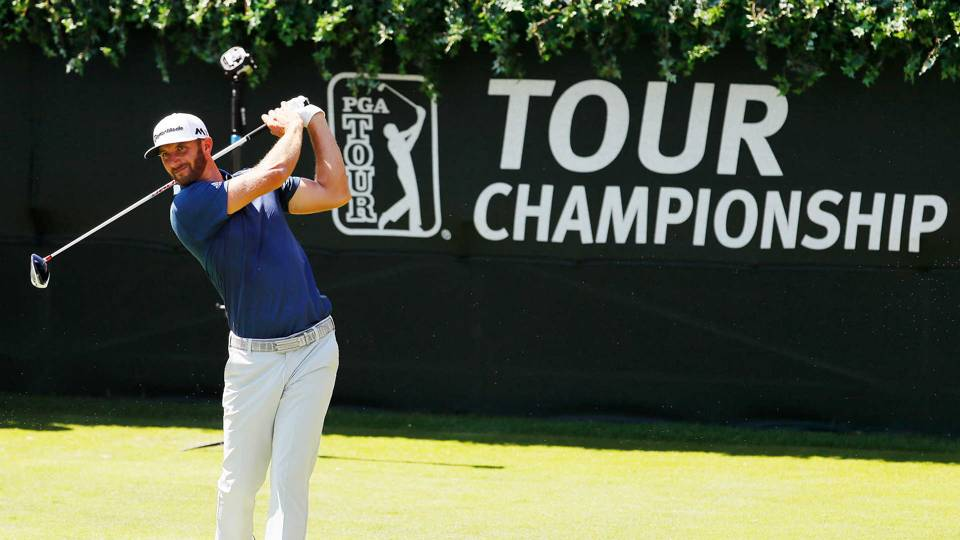 Image result for 2017 TOUR Championship golf live pic