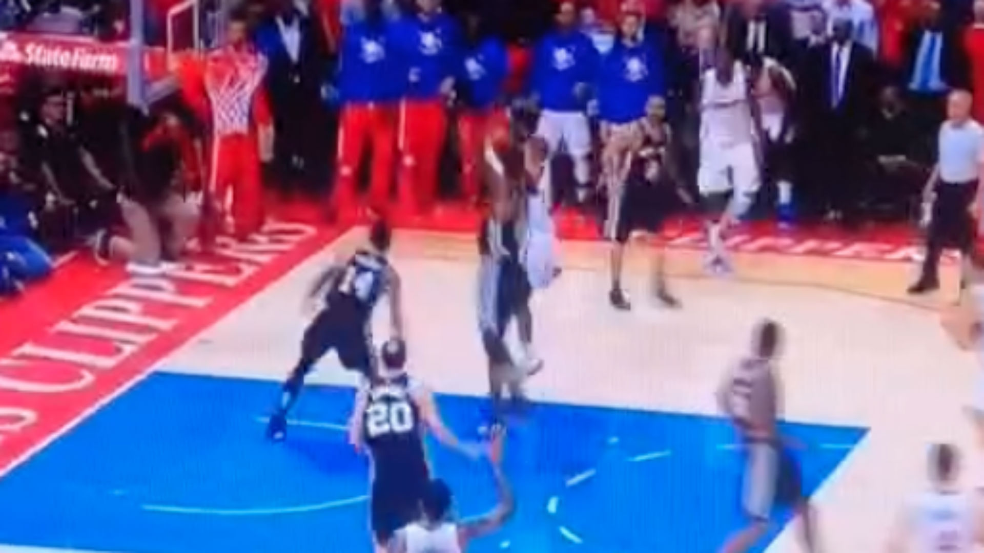 Chris Paul sends Clippers to second round with game ...
