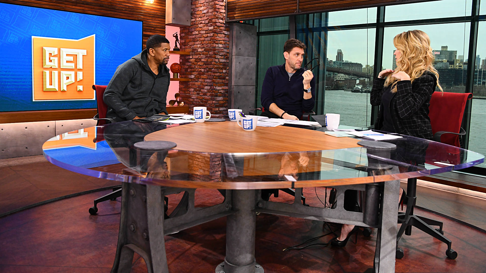 Can ESPN's new 'Get Up' get it going by football season? | Sporting News