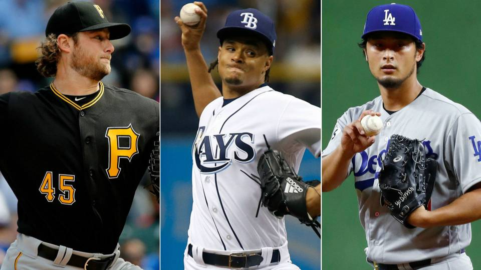 MLB trade rumors: Chris Archer leads list of 'excessive-finish' starters Astros should pursue