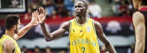 Thon Maker Australia FIBA