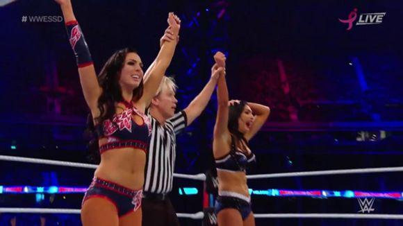 WWE スーパー・ショーダウン アイコニックス アスカ