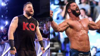 WWE ロウ MITB 予選