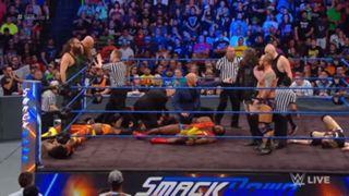 WWE スマックダウン #986 チーム・ヘル・ノー