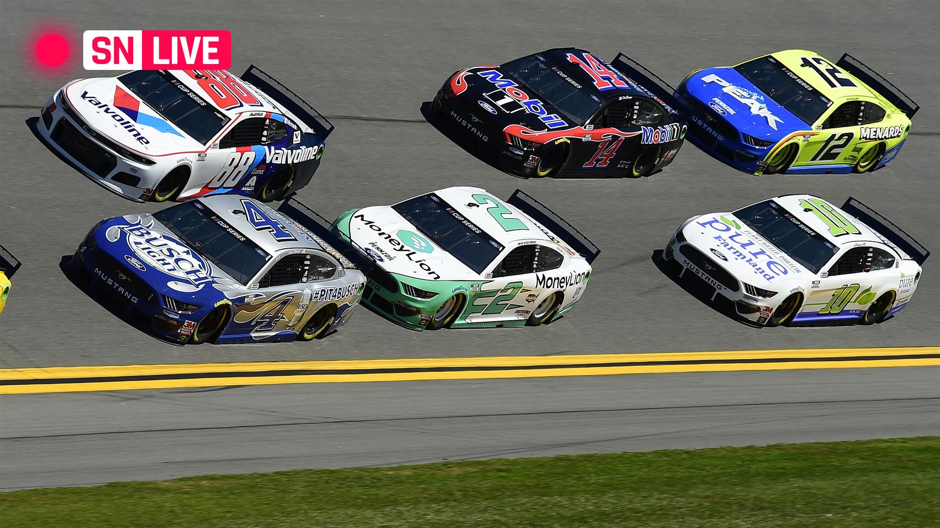Choque en Daytona 2020: actualizaciones en vivo, resultados, aspectos más destacados de la carrera de exhibición de la Copa NASCAR 2