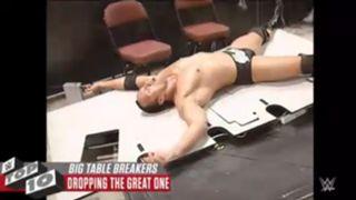 Big Table Breakers top 10