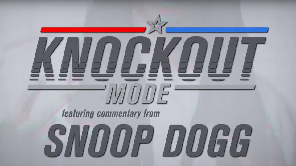 Snoop Dogg provides commentary in 'EA Sports UFC three'