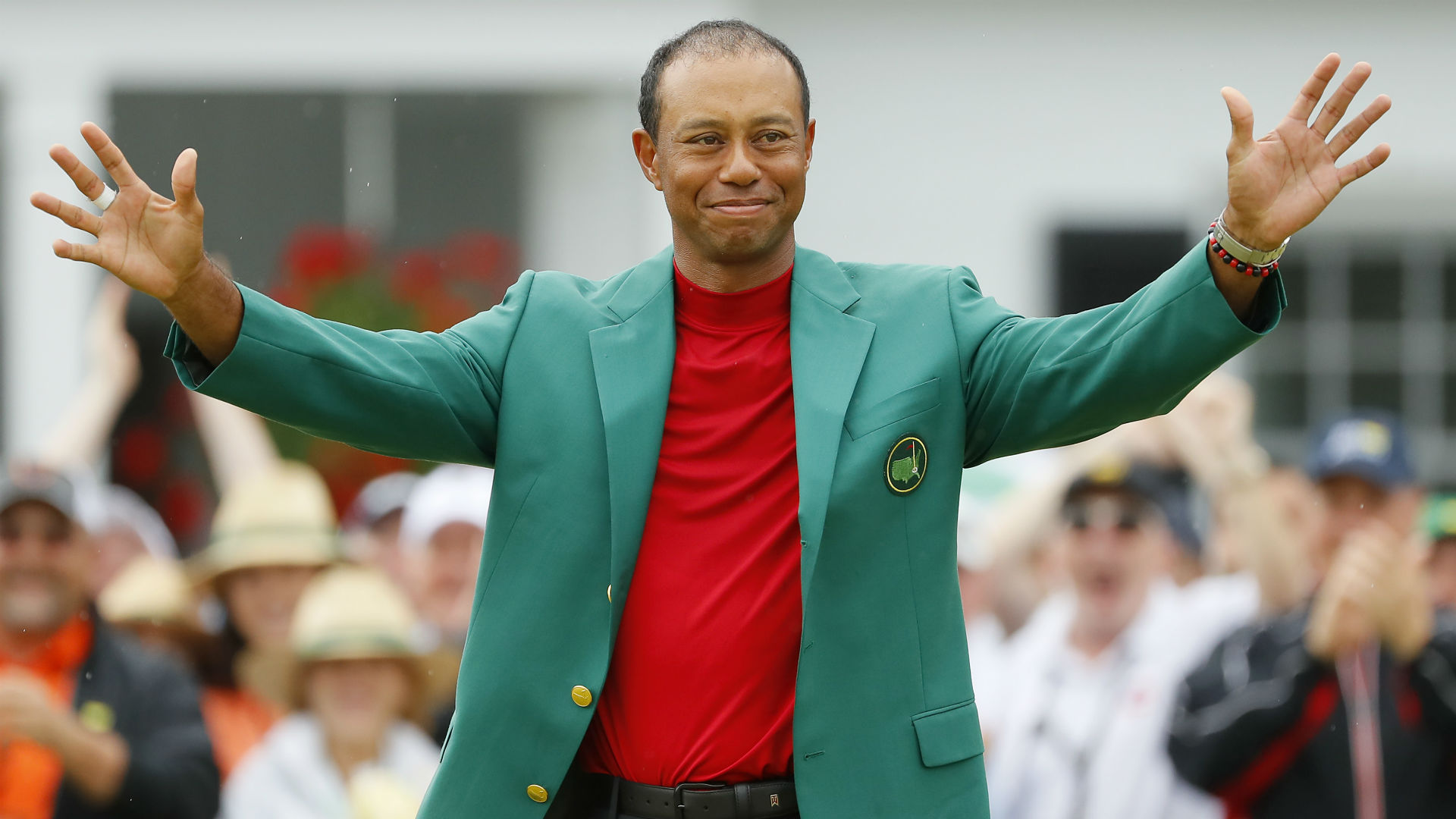 yes  sir  tiger woods wasn u0026 39 t the only big winner at the