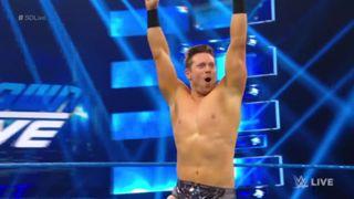 WWE, スマックダウン, #1009, ミズ