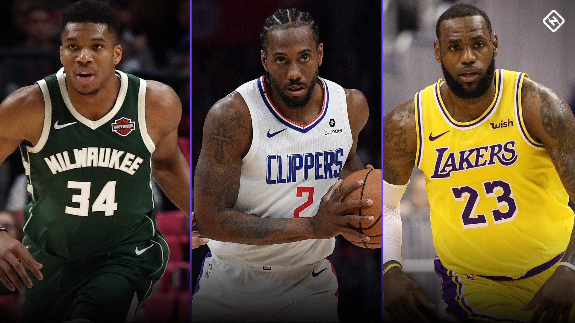 Ranking the NBA's 15 best players, from Kawhi Leonard to Kyrie Irving