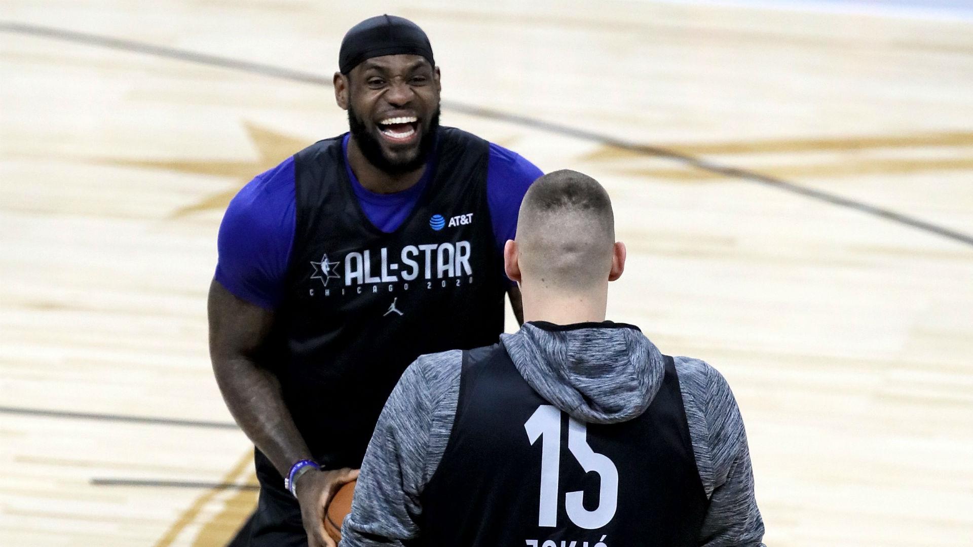 Marcador en vivo de la NBA All-Star Game 2020, actualizaciones, aspectos destacados del Team LeBron vs. Team Giannis 2