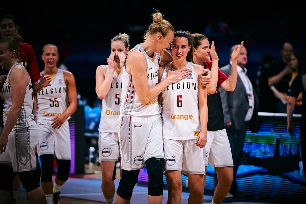"Ann Wauters: ""the Belgian Cats are a wolfpack"""