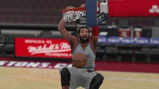 NBA 2K16 Andre Drummond