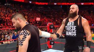 WWE 『ロウ』 1308 ストローマン