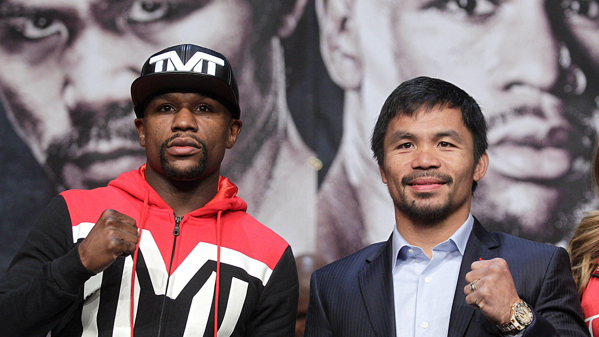 Why a Manny Pacquiao-Floyd Mayweather Jr. rematch makes sense amid return of 'Pac-Man'