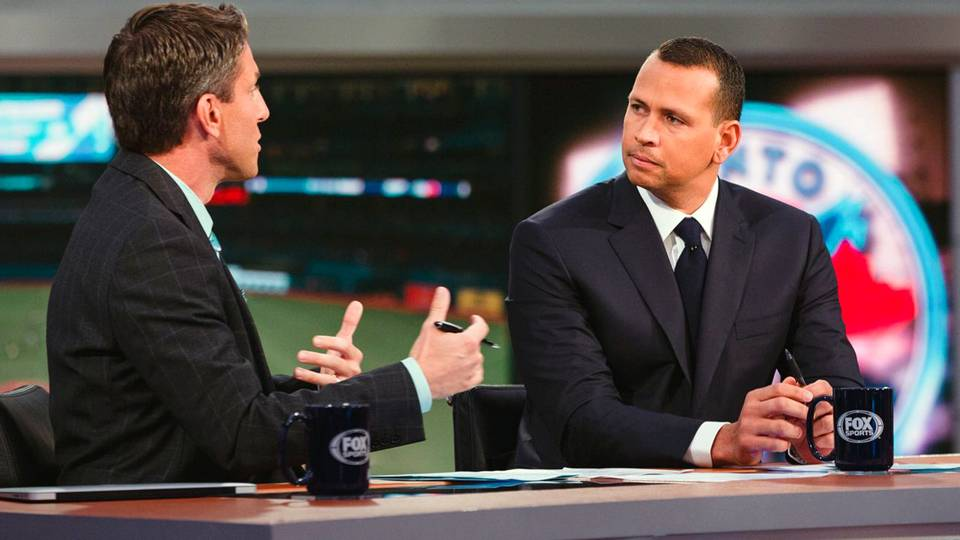 SN unique: ESPN trying to lure Alex Rodriguez away from Fox Sports