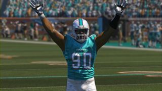 Madden NFL 15- Ndamukong Suh Dolphins