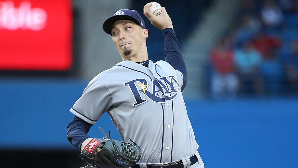 Rays' Blake Snell 'not going to argue' with leaving perfect game days after DL stint