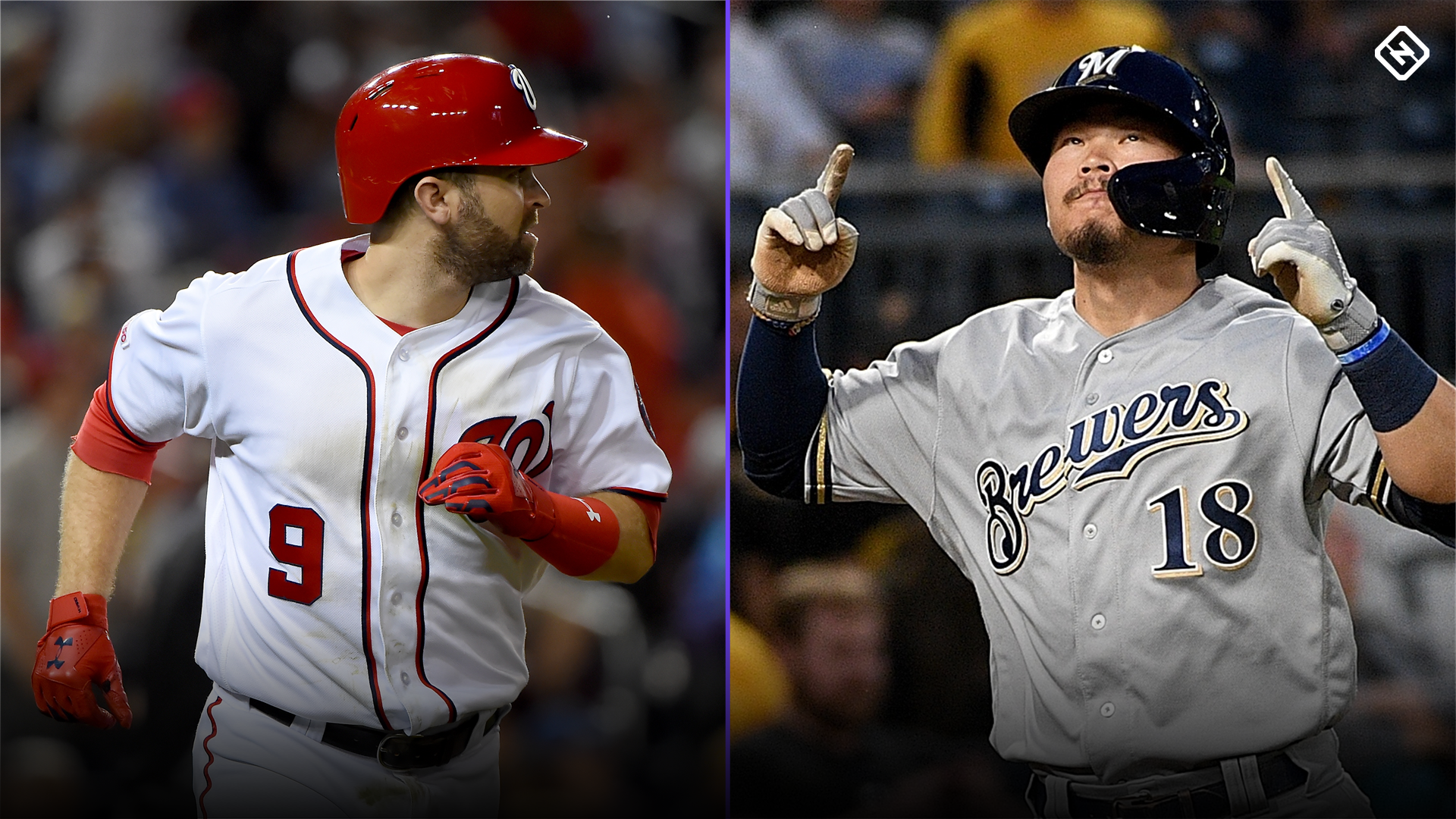 NL Wild Card Game: DraftKings Showdown picks, advice for Nationals vs. Brewers MLB DFS