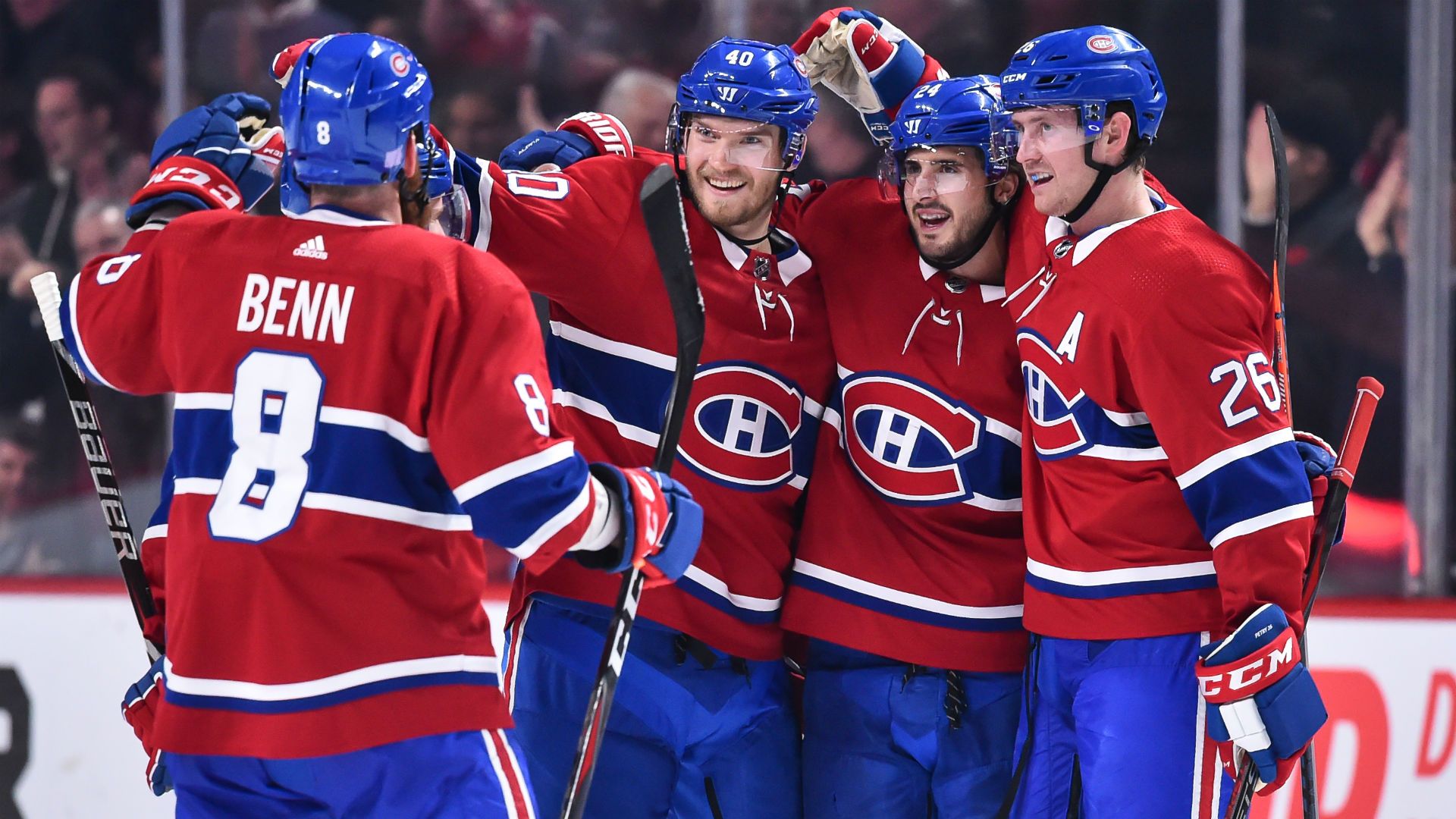 As the Canadiens 'buy in' a new culture is created in