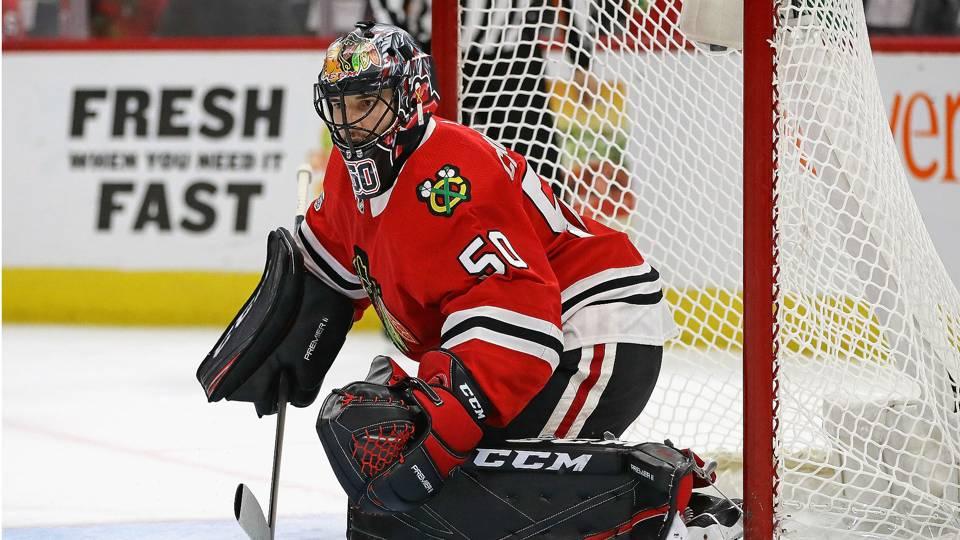 Corey Crawford injury update: Blackhawks goalie could miss rest of season, report says