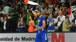 Nicolas Batum France National Team