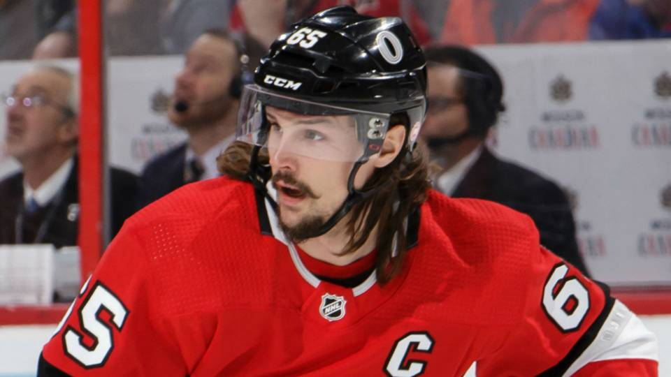 Hockey world reacts to Erik Karlsson's long-awaited trade from Senators to Sharks