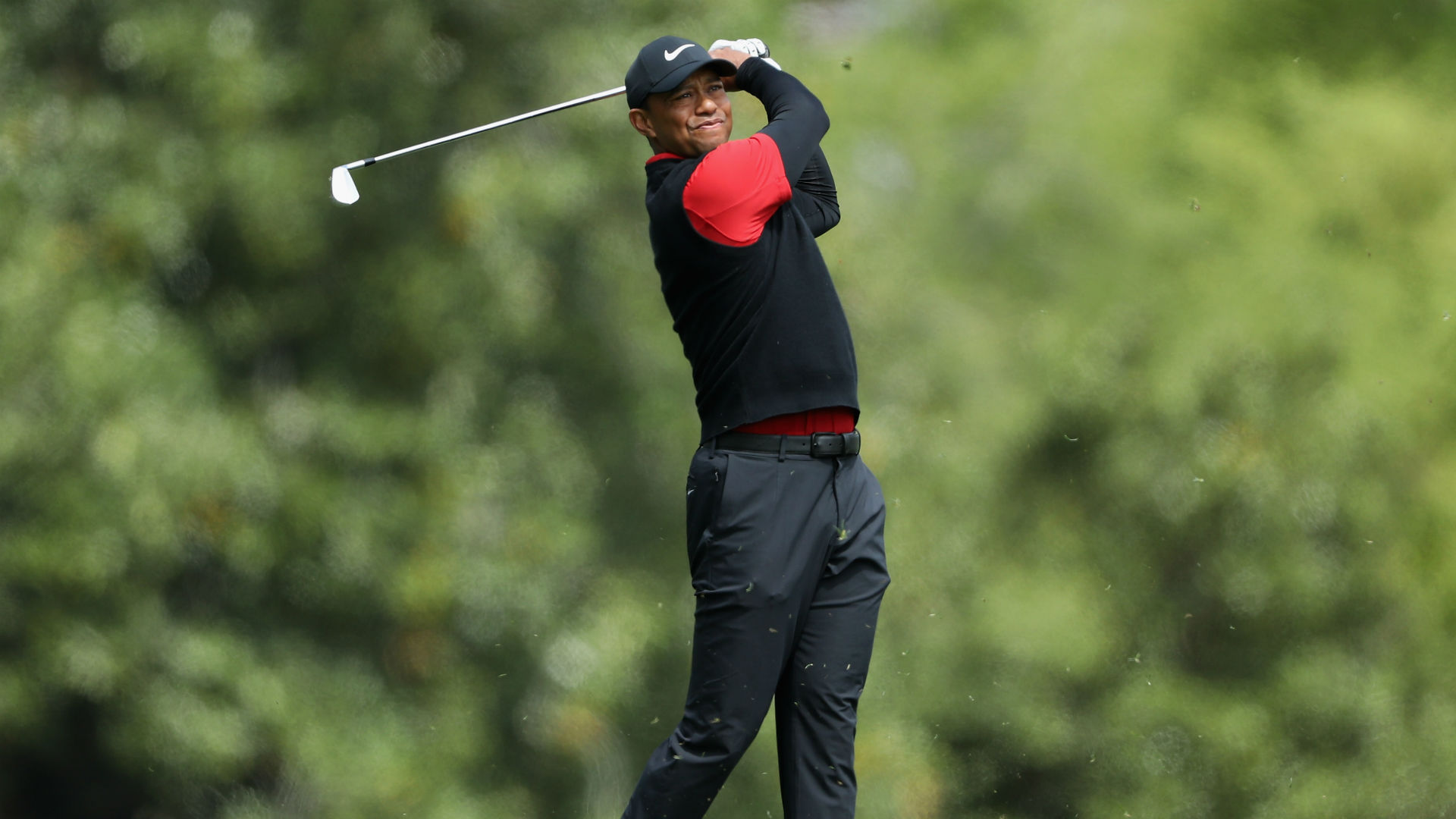 recapping tiger woods u0026 39  round 4 at the masters