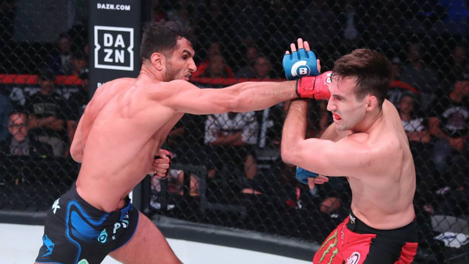 Bellator 206 results: Gegard Mousasi pounds out Rory MacDonald in superfight