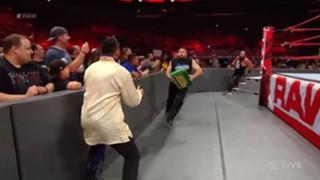 WWE ロウ #1315 ブラウン・ストローマン