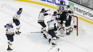 Blues win Stanley Cup