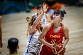 Li Yuero FIBA China