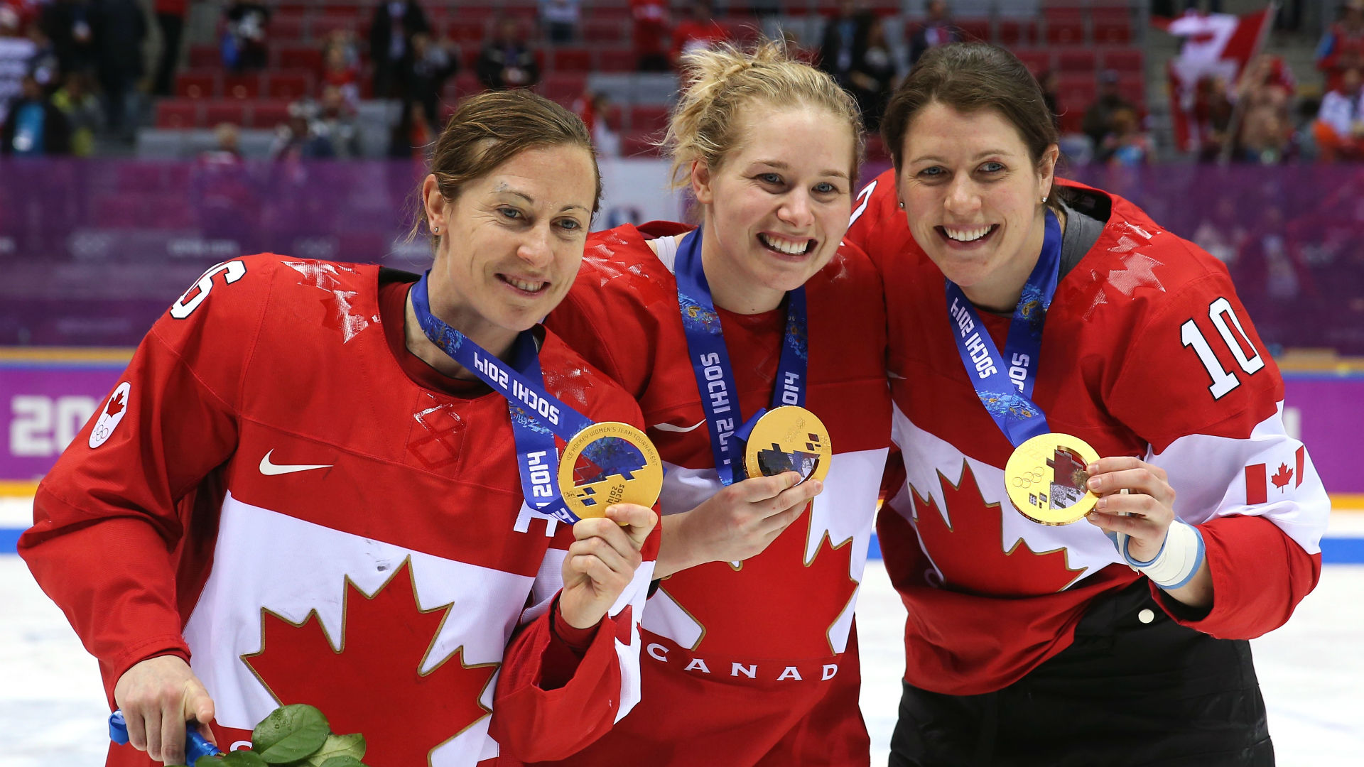 Watch Jayna Hefford video