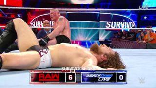 WWE, PPV, サバイバー・シリーズ, レスナー vs. ブライアン