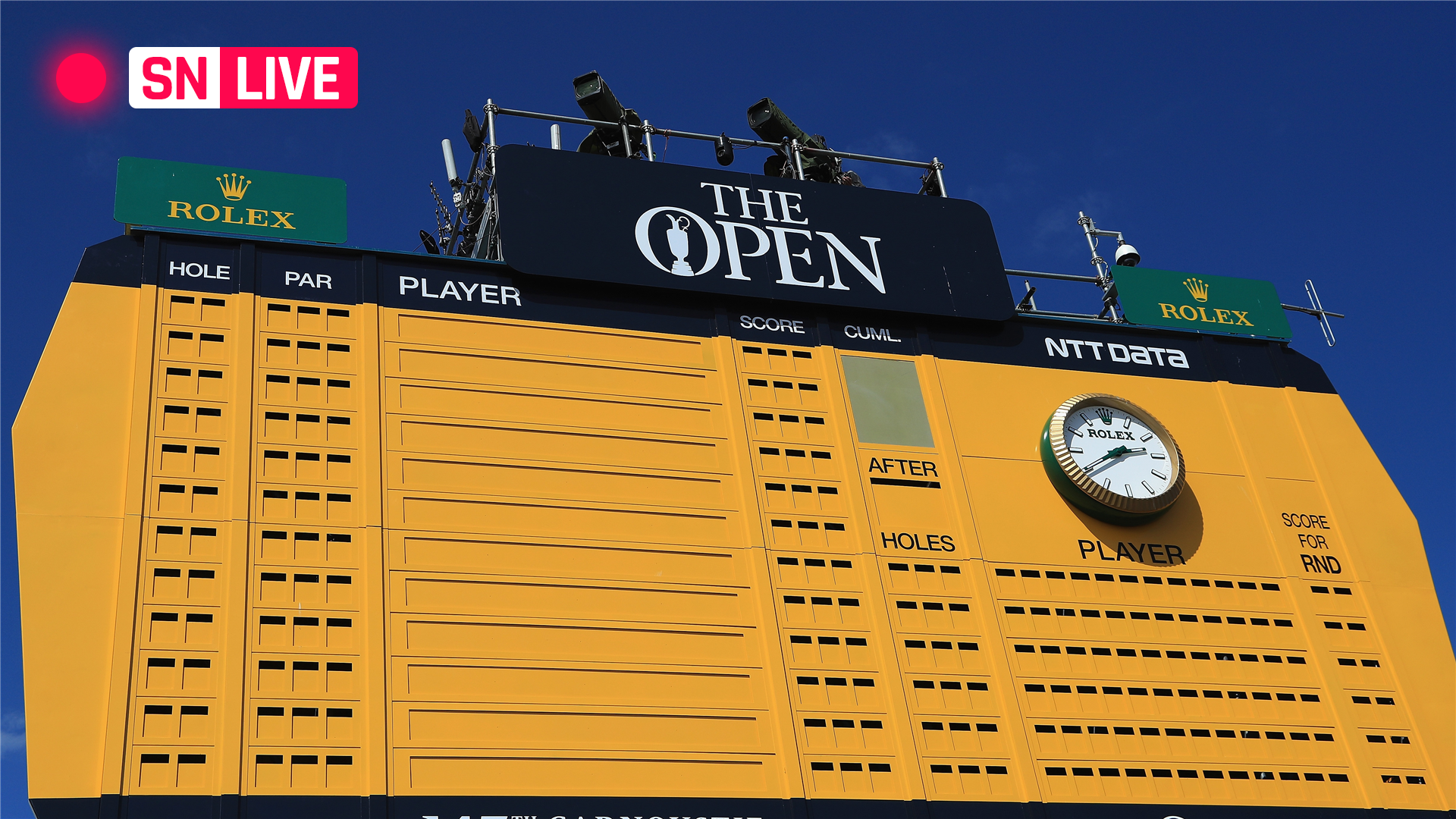 british open 2019 leaderboard  live golf scores  results
