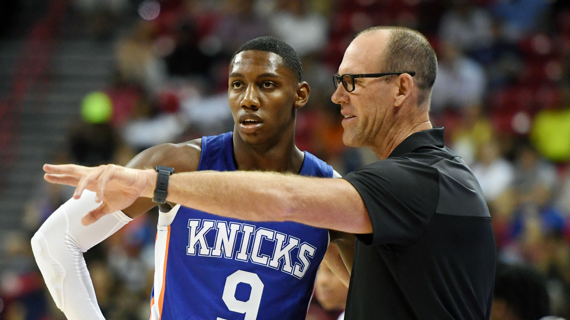 Should Knicks be concerned about RJ Barrett's Summer League play?