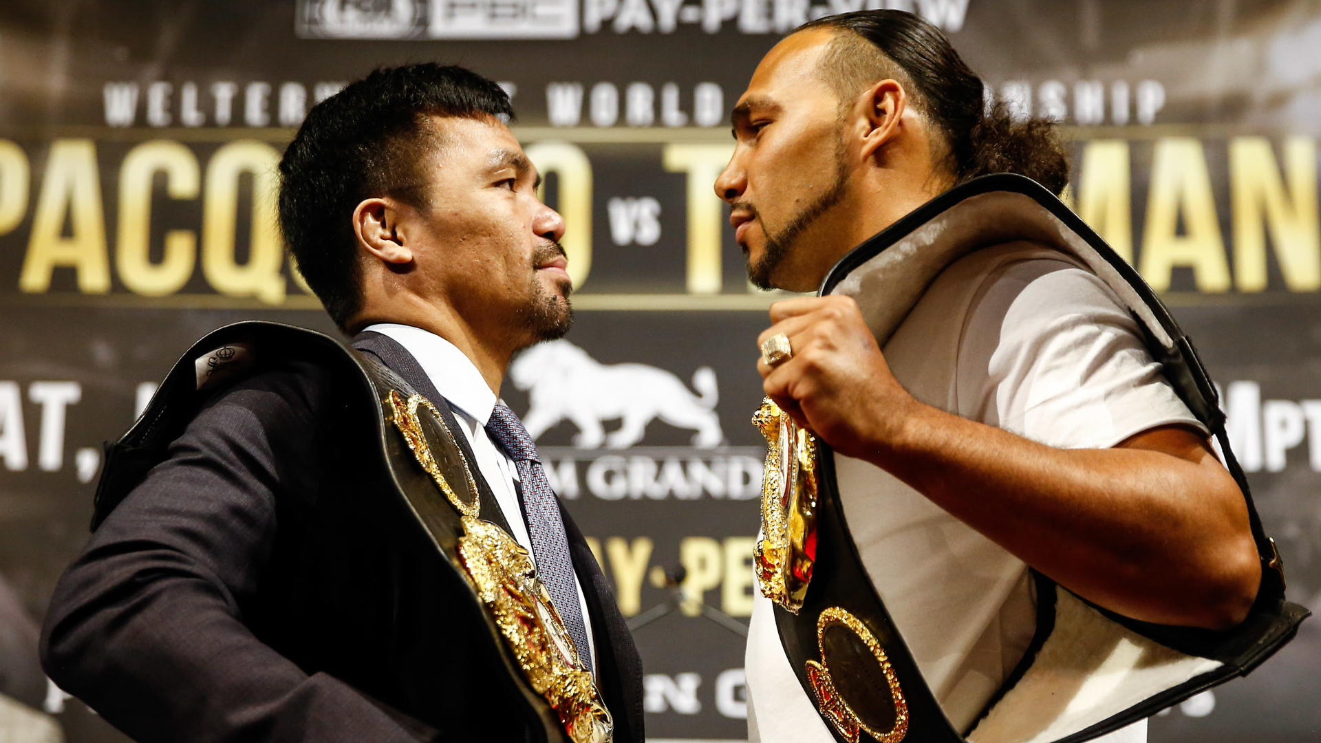 Manny Pacquiao vs. Keith Thurman: Betting odds, expert pick, how to bet on the fight
