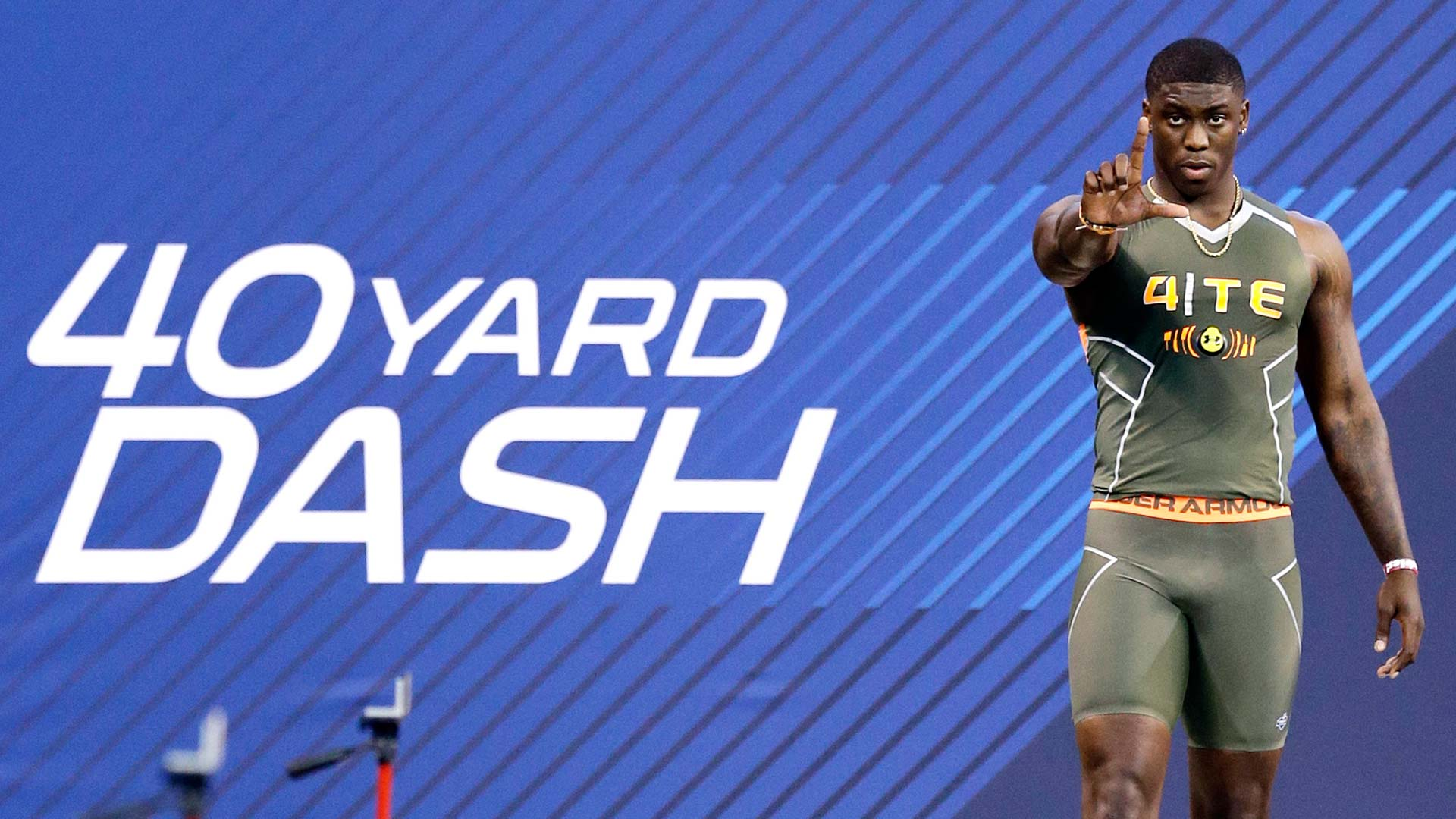 2014 Nfl Combine Results Tight Ends Run The 40 Yard Dash Sporting