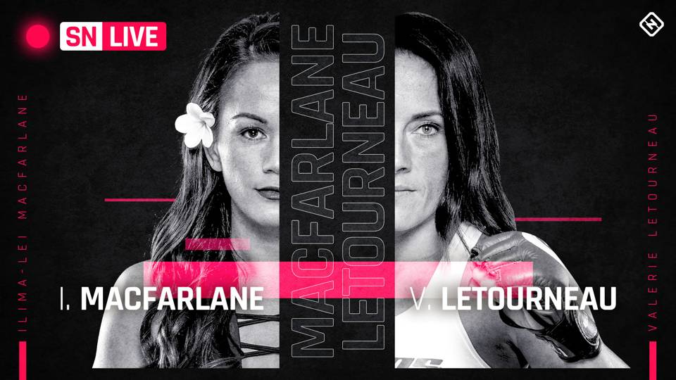 Bellator 213 results: Macfarlane uses triangle choke to defeat Letourneau in front of home Hawaii crowd