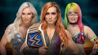 WWE, PPV, TLC, SD女子王座TLC戦