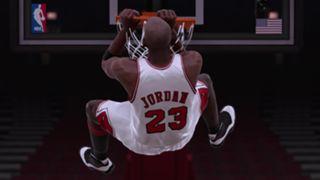 NBA 2K16 - Classic Michael Jordan