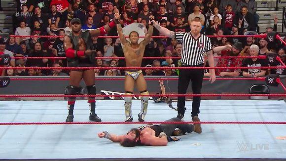 WWE, ロウ, #1333, アライアス