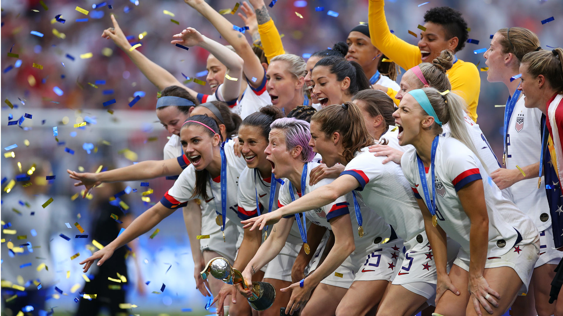 A beginner's guide to watching USWNT stars in the National Women's Soccer League