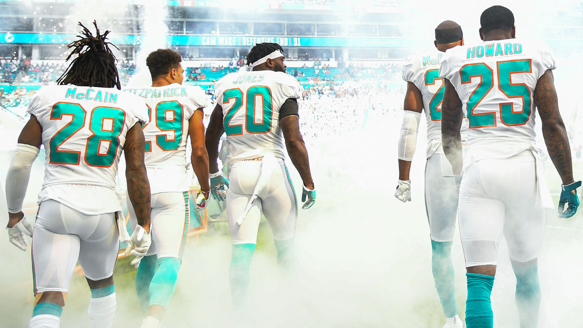 b3a6394e60b Dolphins depth chart 2019: Miami needs Josh Rosen to start, Christian  Wilkins to dominate ASAP | Sporting News
