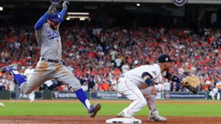 Scenes From Game 4 of the World Series
