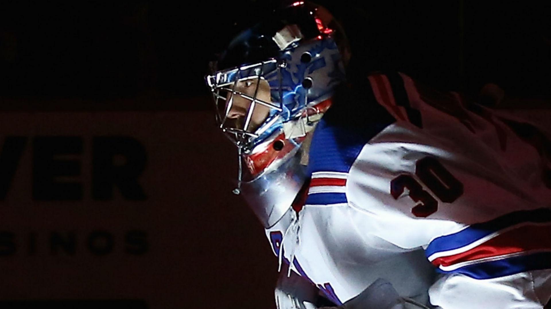Rangers Henrik Lundqvist Climbs Career Wins List Now Sixth All