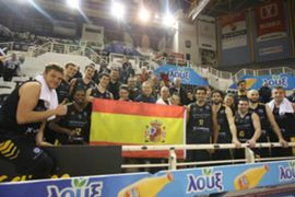 Tenerife fans basketball champions league